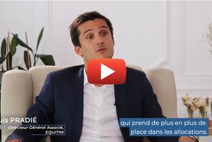 INTERVIEW DE LOUIS PRADIE POUR CLUB PATRIMOINE